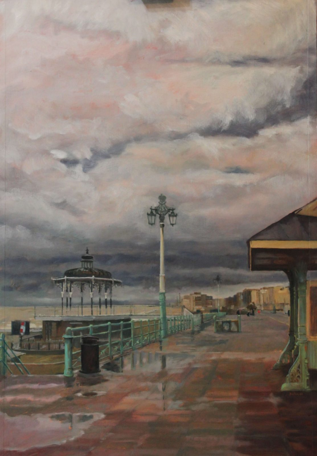 After the storm, Brighton SOLD