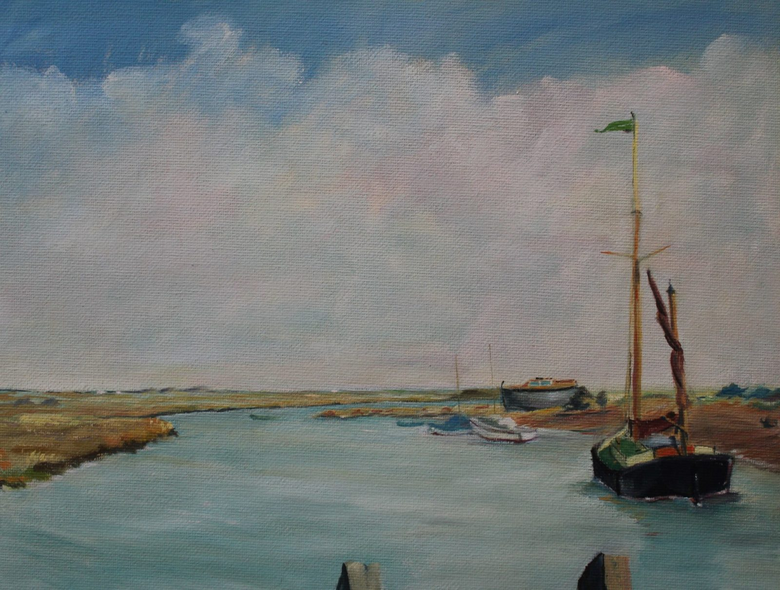 Blakeney Quay SOLD