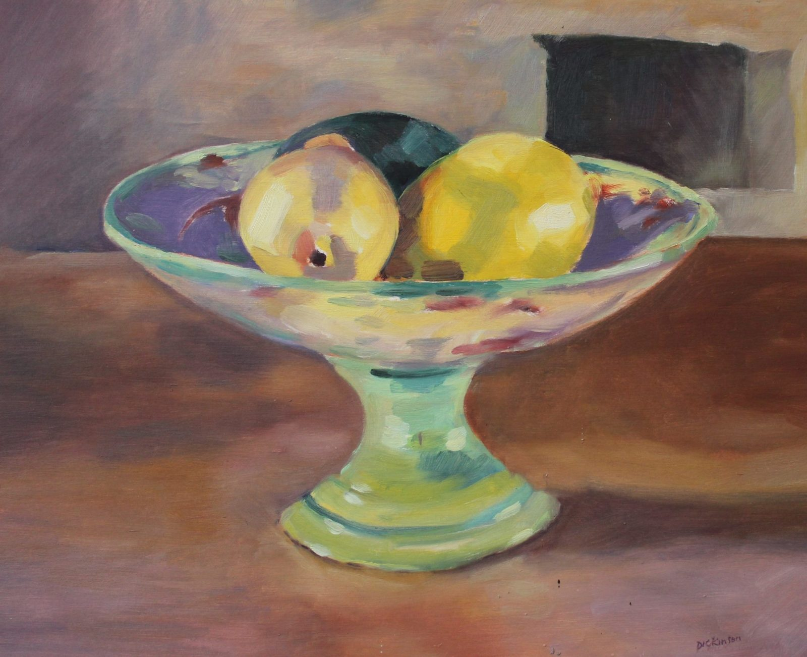 Lemons and Avocado SOLD