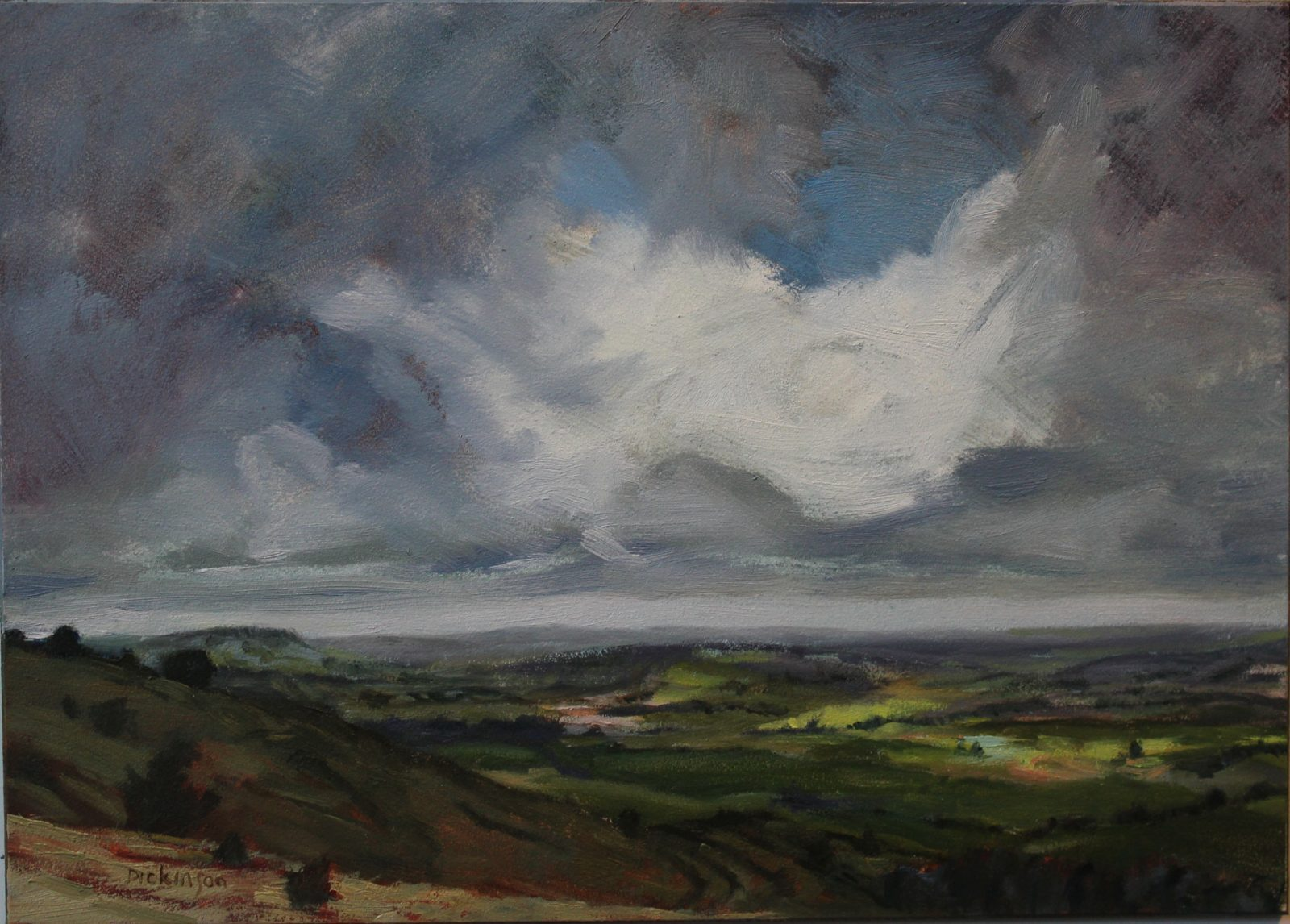 From Ditchling Beacon SOLD