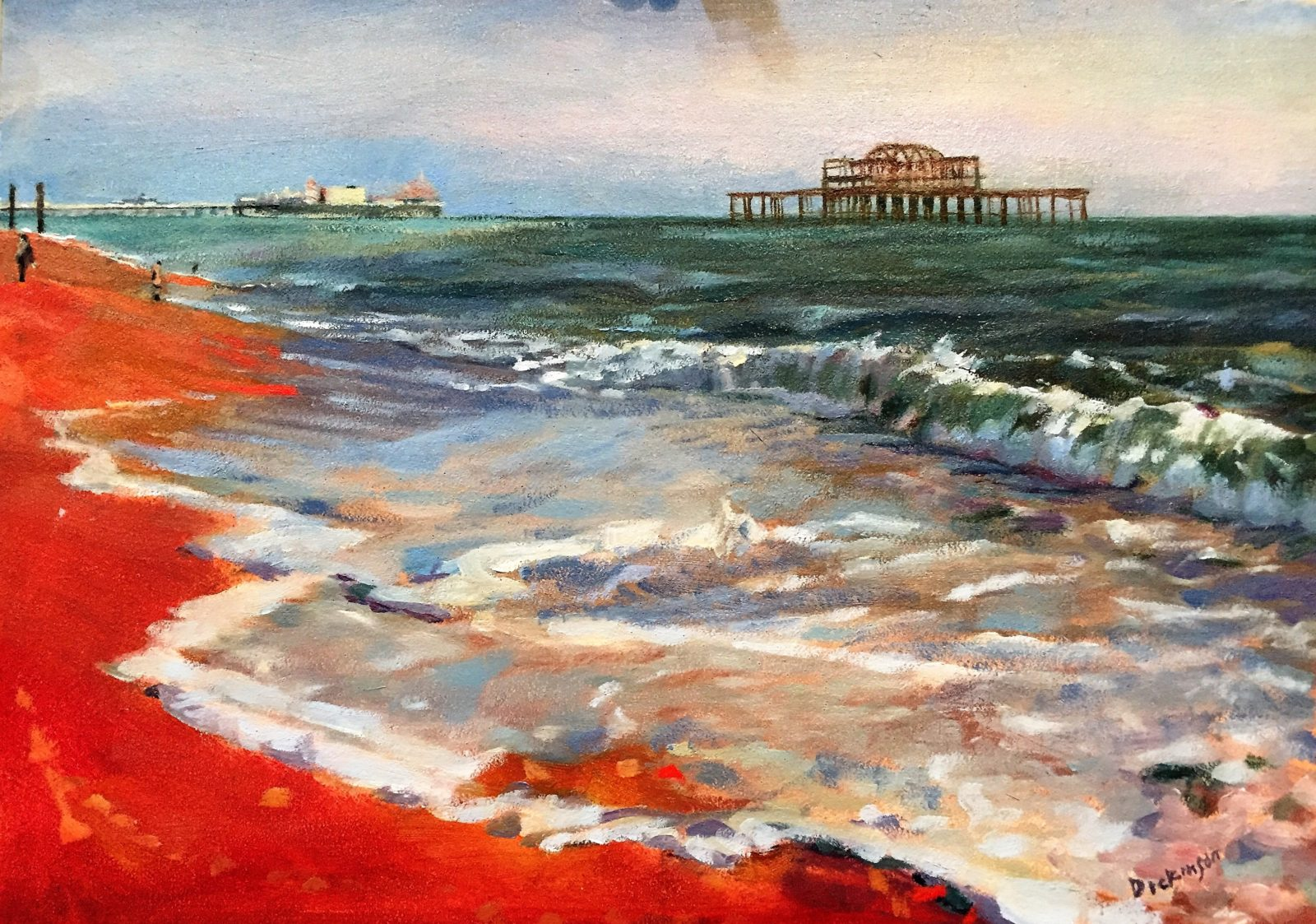 Two Piers SOLD